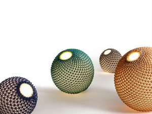 Knitted collection at DesignBoom
