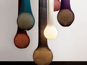 Knitted collection at Design\Milk