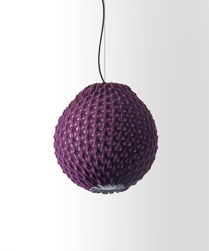 Hung knitted