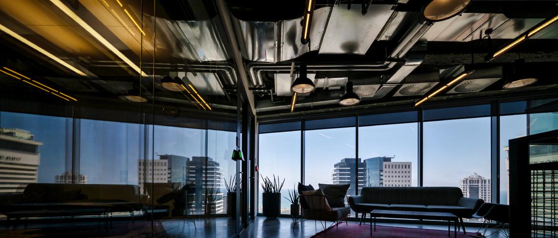 Facebook offices in Tel-Aviv